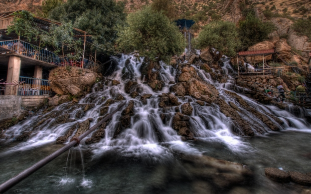 Bekhal Waterfall - Iraq / Kurdistan