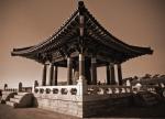 Angel's Gate Park - Bell of Friendship Pavilion