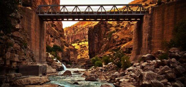Gali Ali Beg Canyon - Iraq / Kurdistan