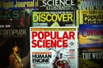 Newsstand - Popular Science Magazine