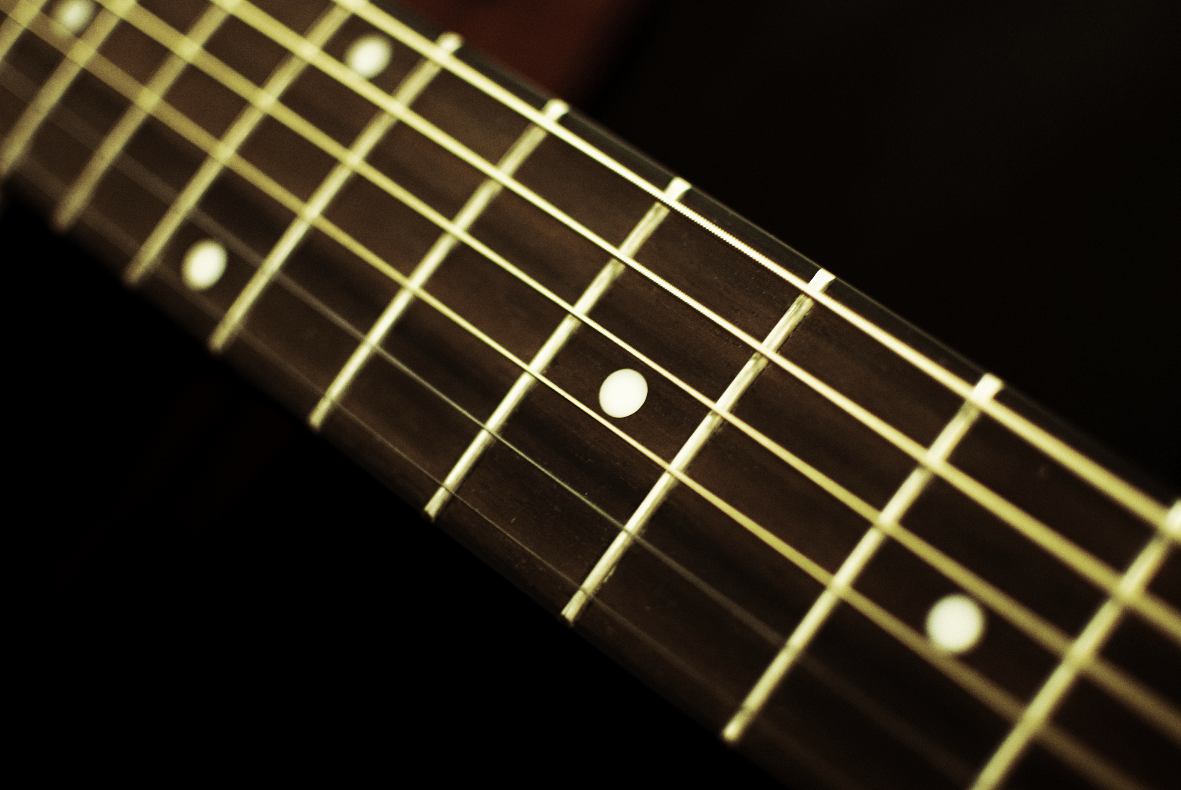 My Guitar and Piano – Close up | My Camera Journal