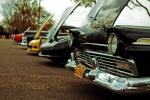 Vintage Cars Lineup