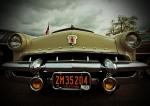 Classic Mercury Car
