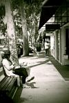 Texting - Balboa Island