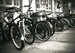 Bikes Parking - Balboa Island