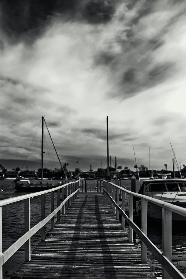 Public Pier - Balboa Island