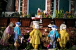 Easter Decoration - Balboa Island