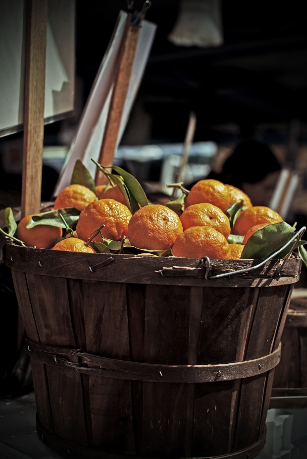 Orange Basket #2