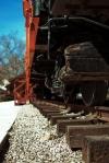 Train Details #3 - La Mesa Depot