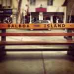 Balboa Island - Bench #2