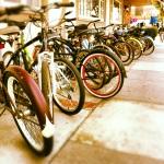 Balboa Island - Bikes Parking