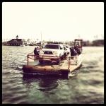 Balboa Island - Balboa Island Ferry Boat