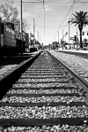 San Diego Trolley Railroad Track #2