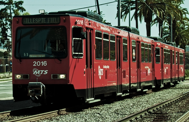 San Diego Trolley - MTS #1