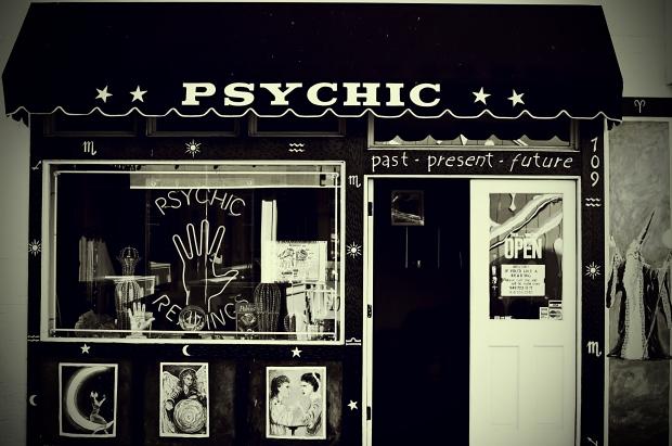 Psychic Shop - Balboa Peninsula