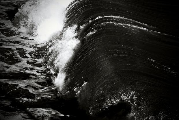 Raging Waves - Balboa Beach