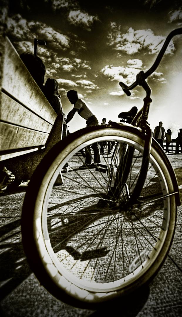 Bike - Balboa Pier