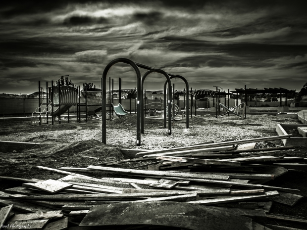 The skeleton of the Playground