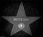 Hollywood Walk of Fame - Bruce Lee Star