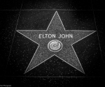 Hollywood Walk of Fame - Elton John Star