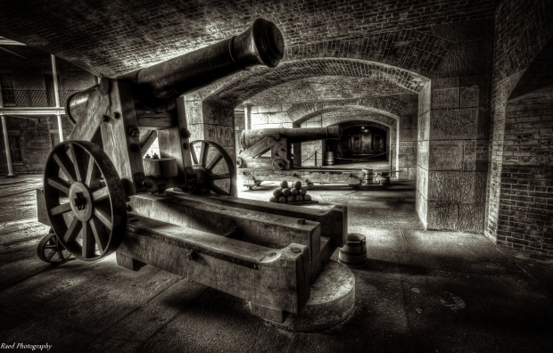 Cannons - Fort Point