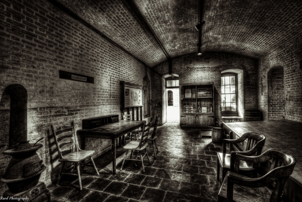 Guards Room - Fort Point