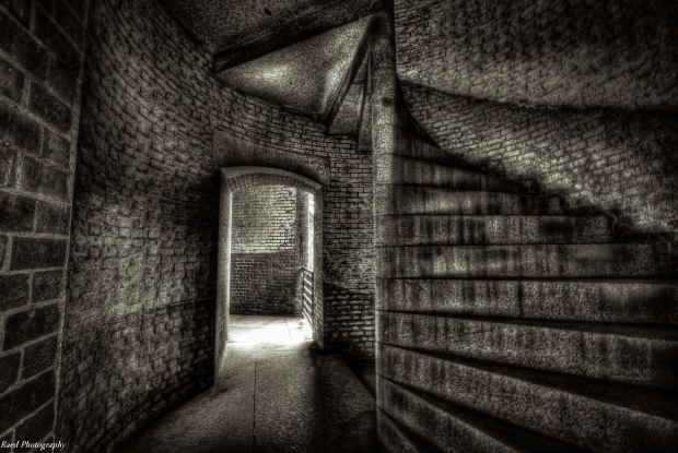 Stairway to void - Fort Point