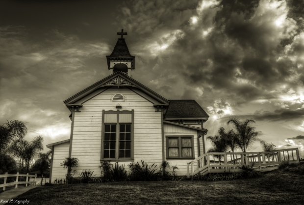 The Pujol School House - Temecula