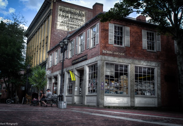 Derby Square Book Store