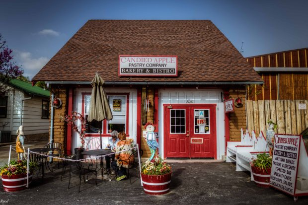 Candied Apple Pastry Company